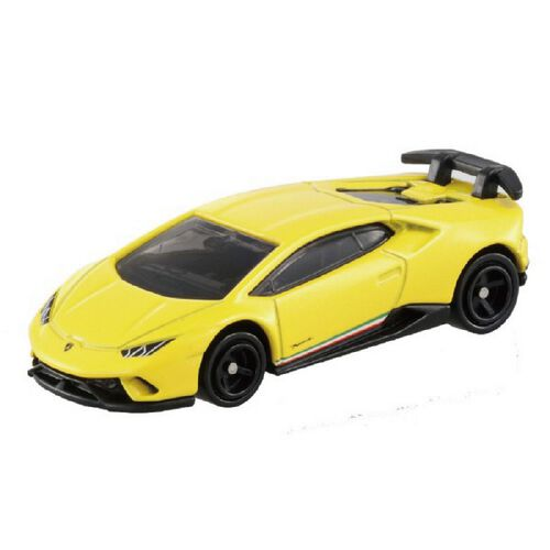 Tomica多美 No.034 Lamborghini Huracan Performante - 隨機發貨