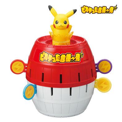 Pokemon GO 精靈寶可夢 神奇寶貝 皮卡丘危機一發