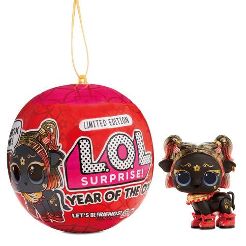 L.O.L. Surprise!驚喜寶貝蛋 驚喜寶貝新年限定版