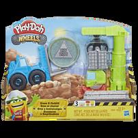 Play-Doh培樂多車輪系列 起重機遊戲組