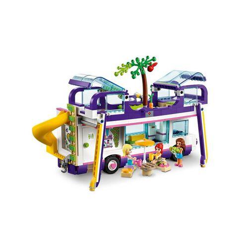 LEGO樂高好朋友系列 心湖城少女組露營車 41395