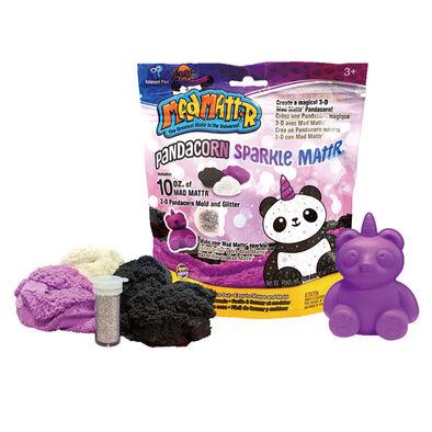 Mad Mattr 瘋狂博士MM沙-造型創意包-貓熊